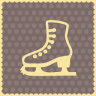 Ice-shoes icon