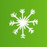Snow-flake icon