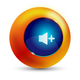 Sound increase icon