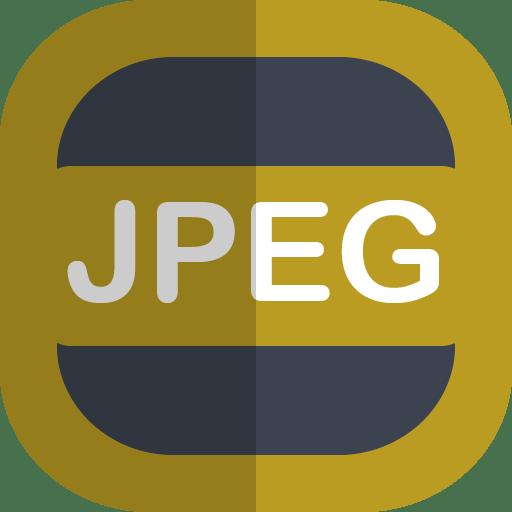 Jpeg Icon | Free Flat File Type Iconset | uiconstock