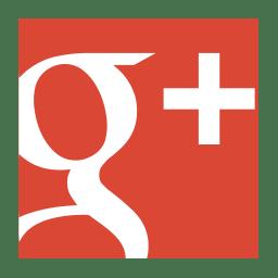 New Google Plus icon