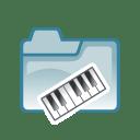 Folder midi icon