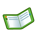 K address book icon