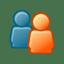 K user icon