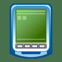 Pda blue icon