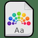 App x theme icon