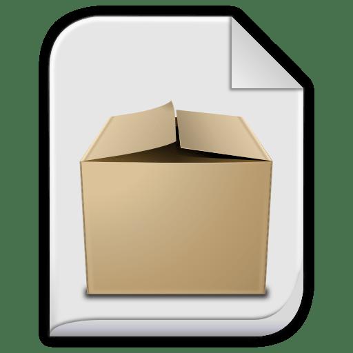 App-x-zip icon