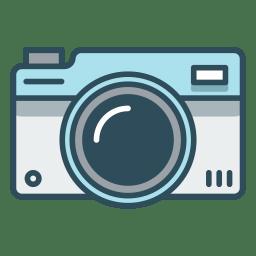 Camera photo icon