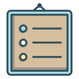 Rules Icon Office Iconset Vexels