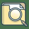 File-search icon