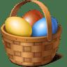 Egg-basket icon