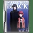 Darker than black 2 icon