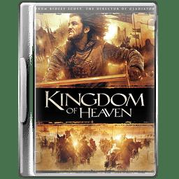Kingdom Of Heaven Icon Movie Dvd Cases Iconset Vitorjapah