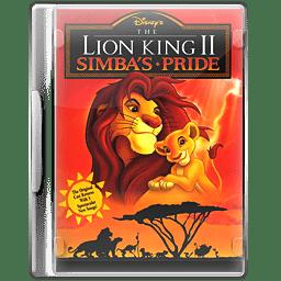 Lion king 2 walt disney icon