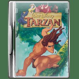 Tarzan walt disney icon