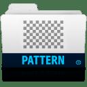 Pattern folder icon