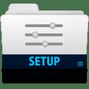 Setup folder icon
