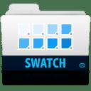 Swatch folder icon
