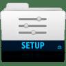 Setup-folder icon