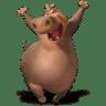 Madagascar-Gloria icon