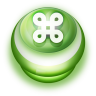 Button-Green-Commandkey icon