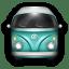 VW Bulli Blue icon