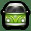 VW Bulli Green icon
