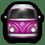 VW Bulli Purple icon