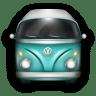 VW-Bulli-Blue icon