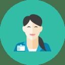 Businesswoman 1 icon