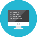 Coding Html icon