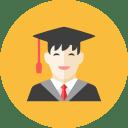 Student 3 icon