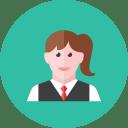 Waitress 1 icon