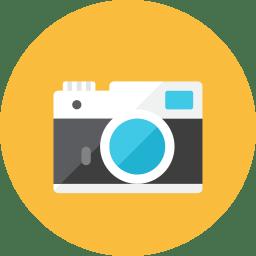 Camera Front icon