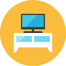 Television Shelf icon