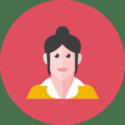 Woman 15 icon