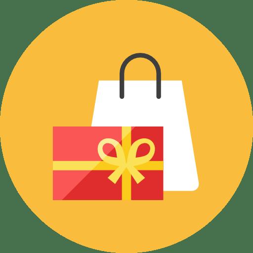 Bag Present icon