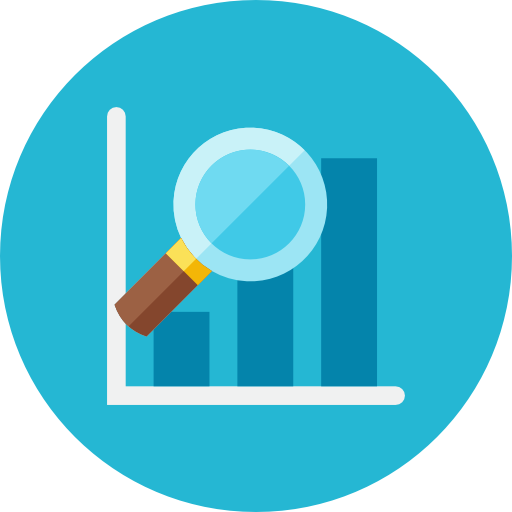 Graph-Magnifier icon