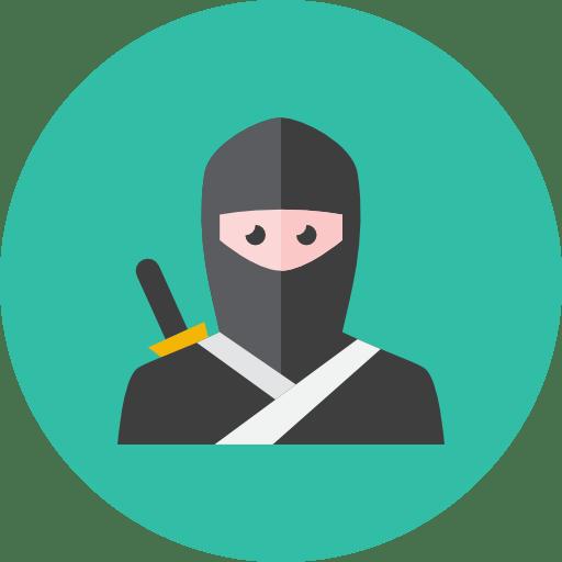 Ninja Icon   Kameleon Iconset   Webalys