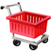 Empty-shopping-cart icon