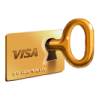Secure-payment icon