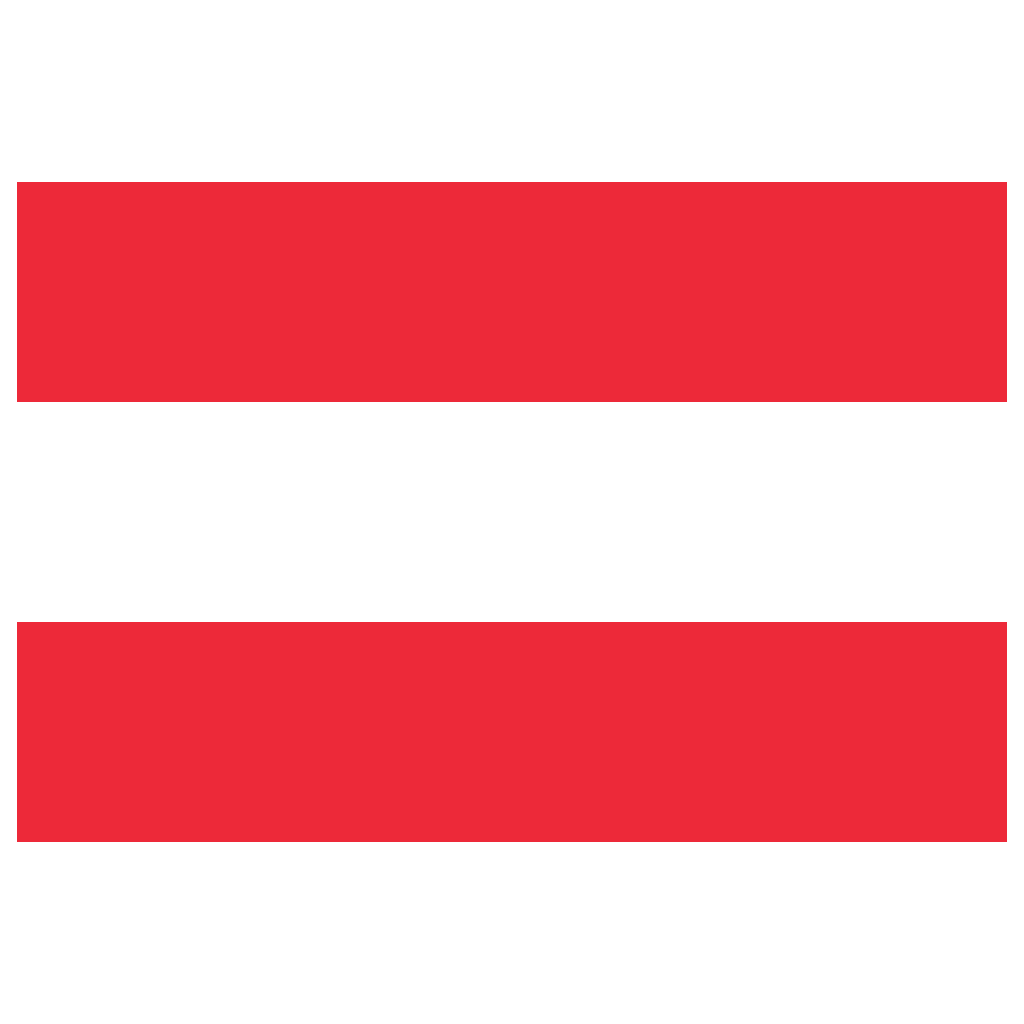 At Austria Flag Icon Public Domain World Flags Iconset Wikipedia Authors