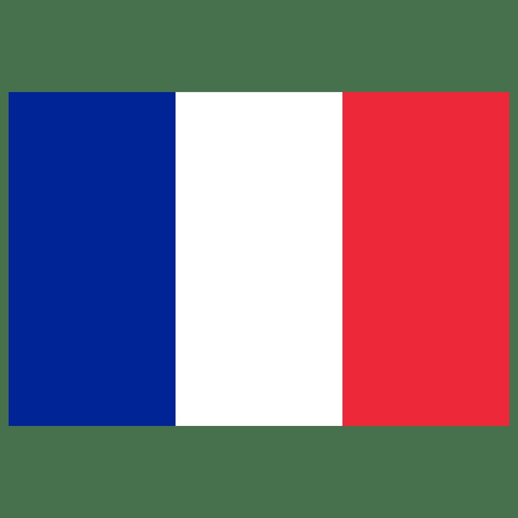 Fr France Flag Icon Public Domain World Flags Iconset Wikipedia Authors