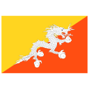 BT Bhutan Flag icon