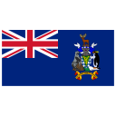 GS South Georgia and the South Sandwich Islands Flag icon