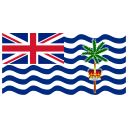 IO British Indian Ocean Territory Flag icon