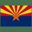 US-AZ-Arizona-Flag icon