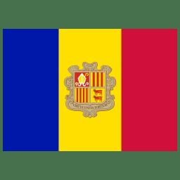 AD Andorra Flag icon