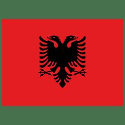AL Albania Flag icon
