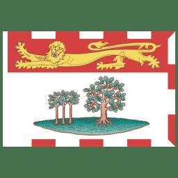 CA PE Prince Edward Island Flag icon